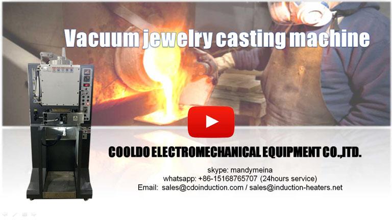 vacuum jewelry casting machine