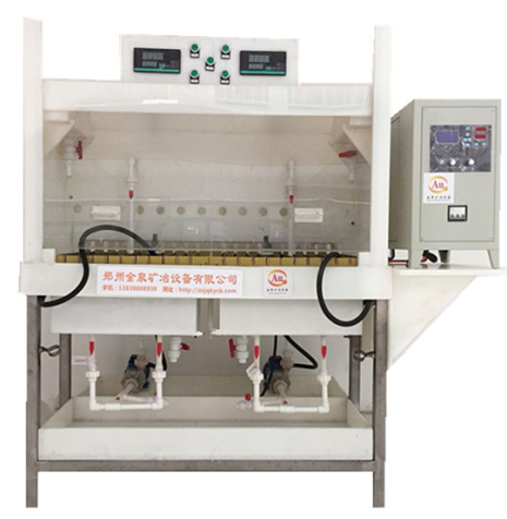 gold electrolysis machine