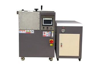 gold bar casting machine