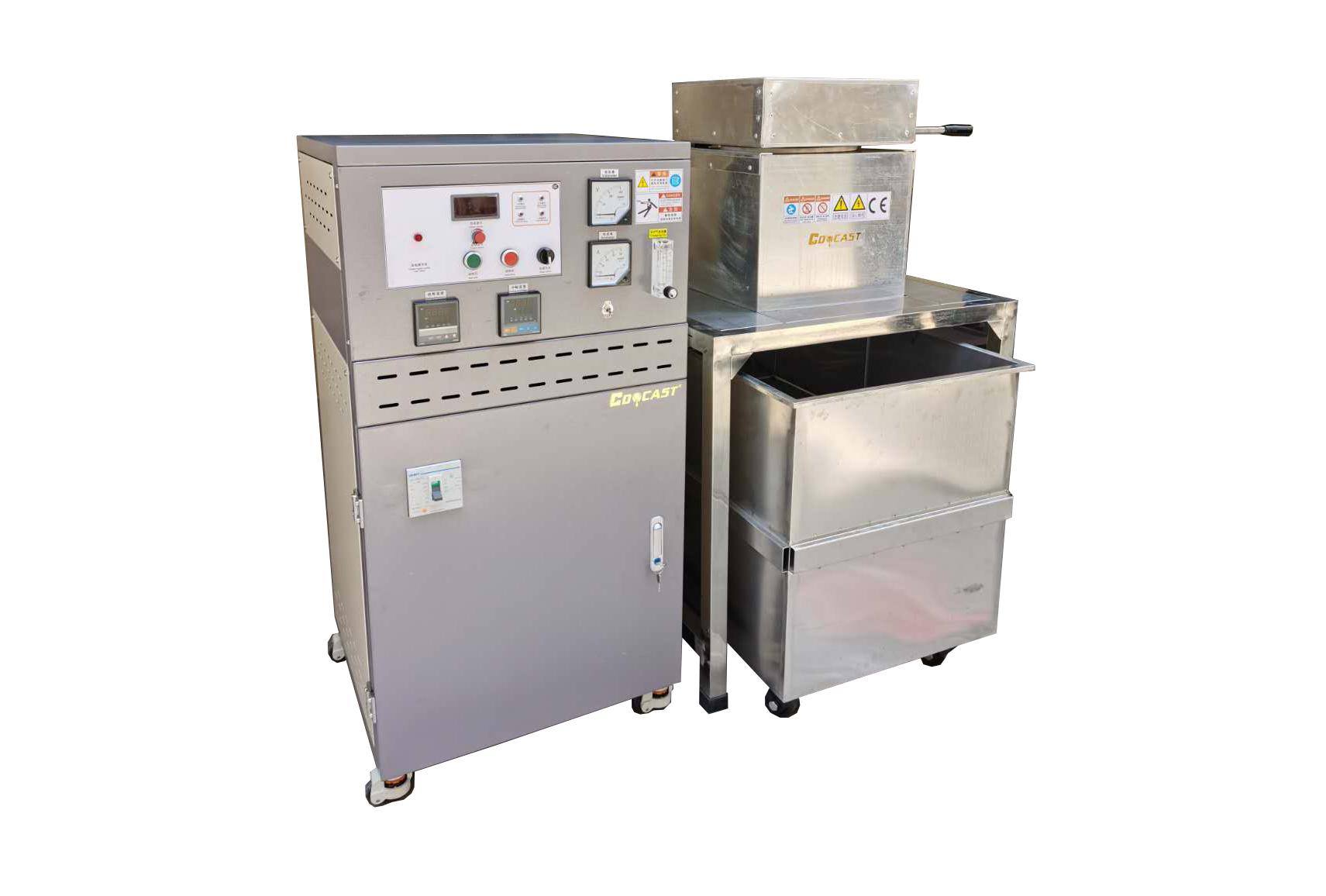 Gold Silver Copper Granulating Machine1