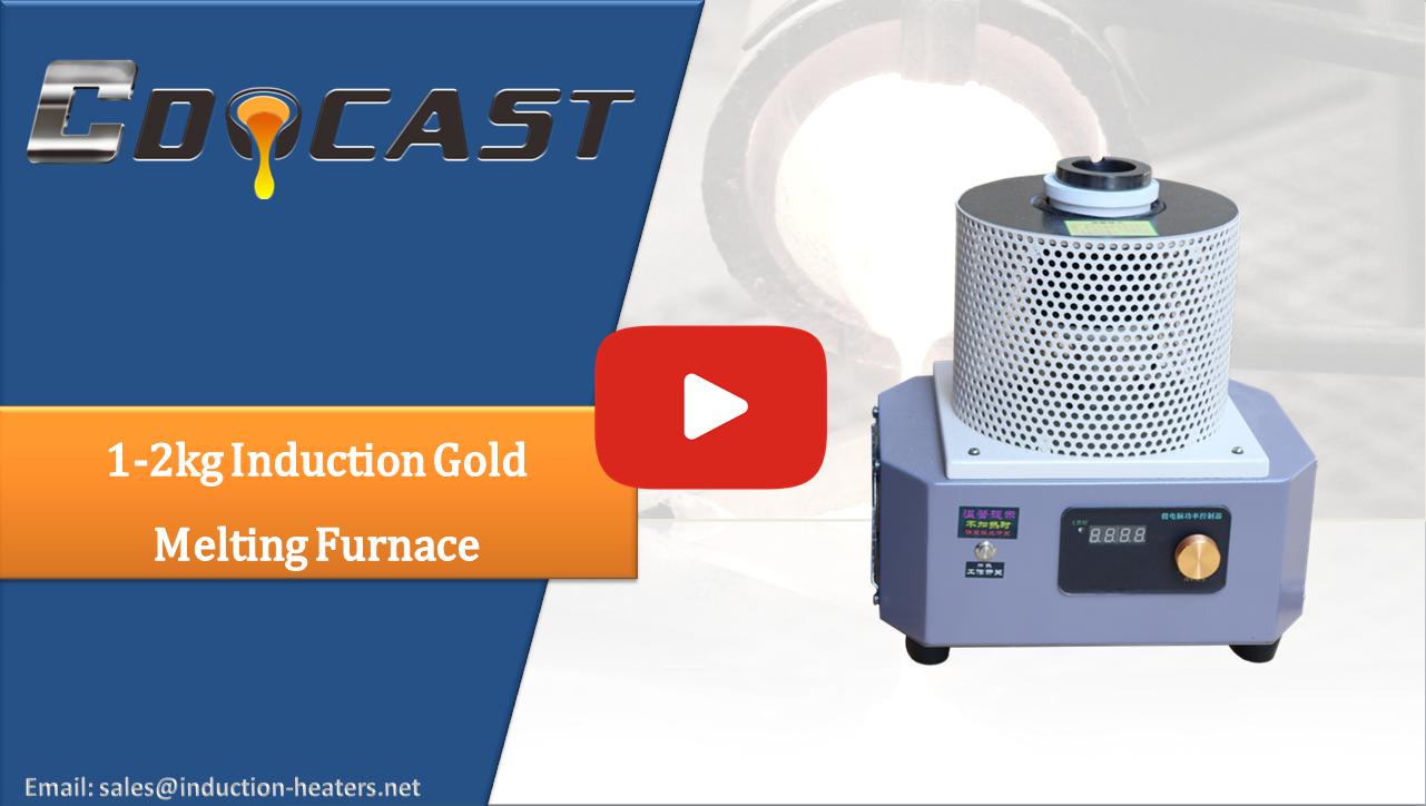 1kg gold melting furnace