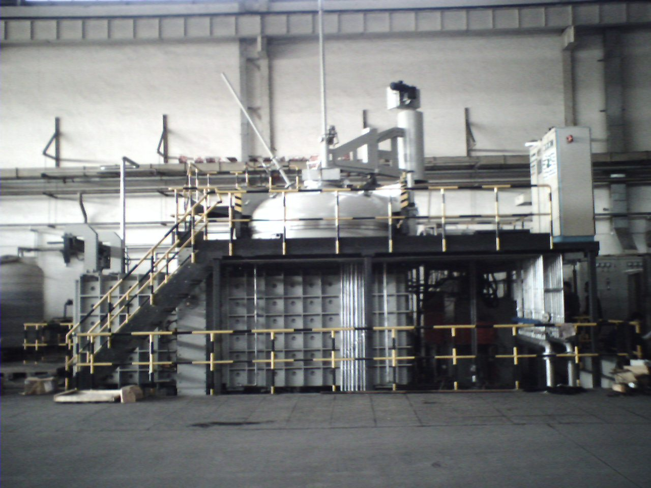 Semi-Continuous Vacuum Induction Melting Furnace4