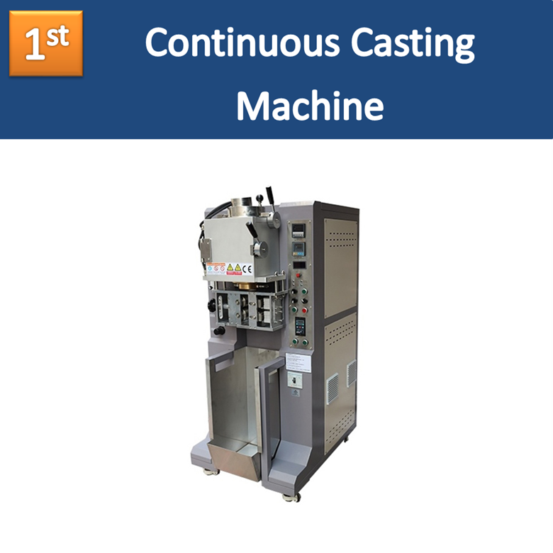 continuous casting machine 02