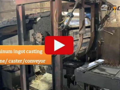 ingot casting machine
