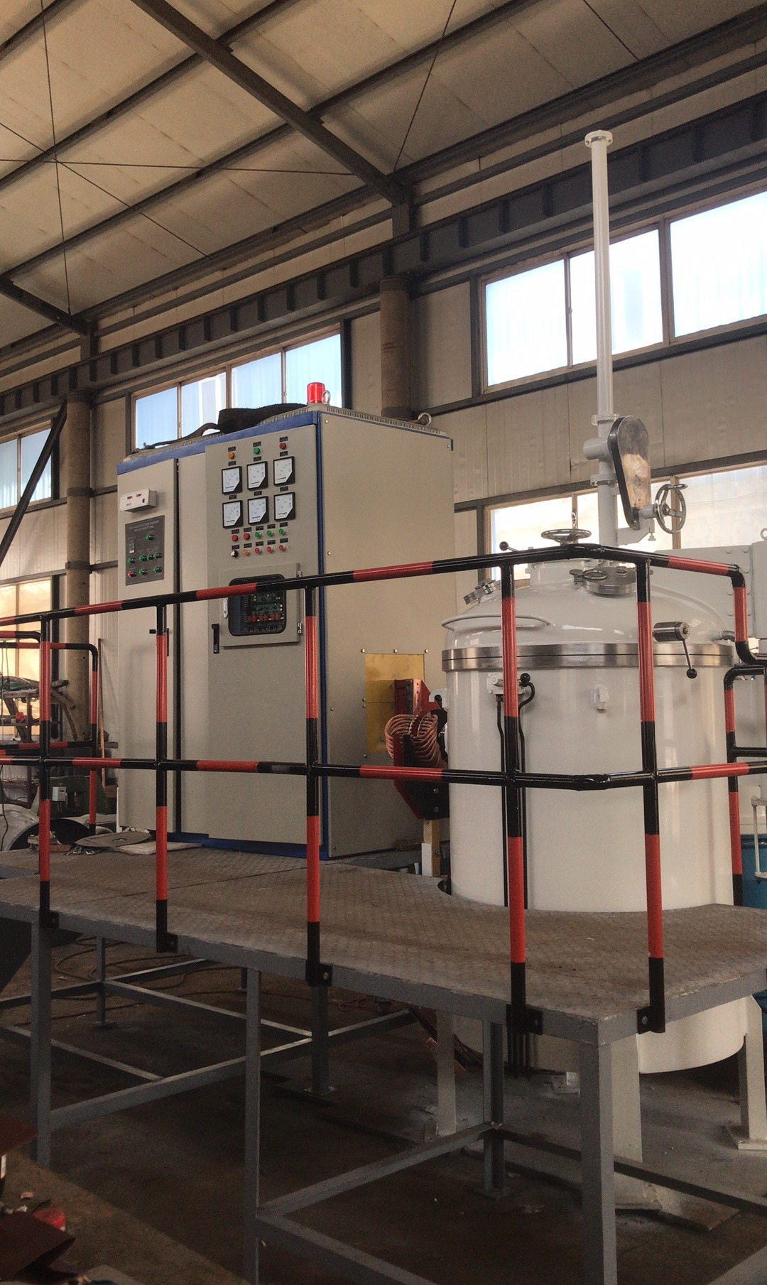 vacuum induction furnace8