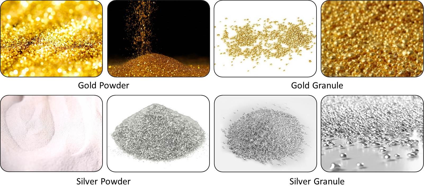 powder making machine application