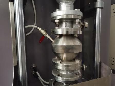 powder making machine detail