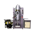 powder making machine with pumb3